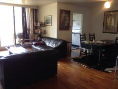 City近く景色絶景!豪華で広い部屋、2人$420カップル可