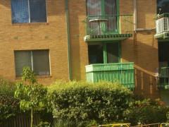 北メルボルンにある賃貸アパート