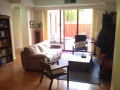 Master room to share in Ultimo