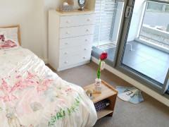 90%NEW! *女*Single Room+Balcony