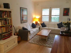 North Bondi. Renovated 2 br ap
