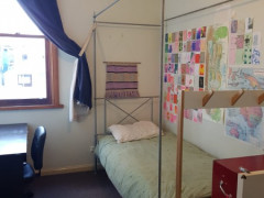 Room for rent in family house