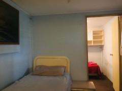 即入居可能ツインルーム2人で$160 (オウン利用$130)