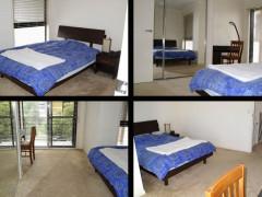 Carindaleモール前の高級住宅で綺麗なオウンルーム
