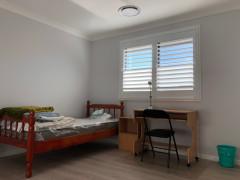 新築のお家でシェア 1部屋空(ルームシェア、食事付きも可)
