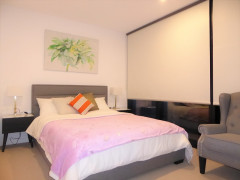 Melbourne's CBD one-bedroom