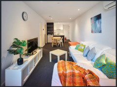 Fully furnished 2-bedroom Stun