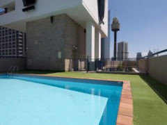 Sydney roofpool share house