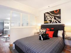 素晴らしい家具付き1ベッドルームアパートメント