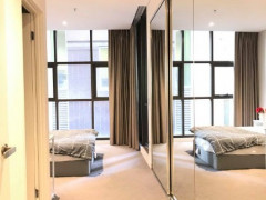 Master and Second room in city