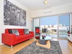 Spacious & convenien apartment