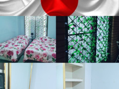 日本人の女の子と部屋を共有する女の子を探しています