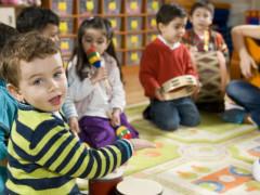 幼稚園ボランティアで英語力アップ♪