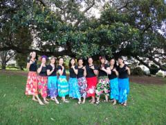 シドニーのハワイアンフラダンス教室!
