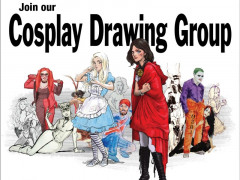 Cosplay Drawing Group。