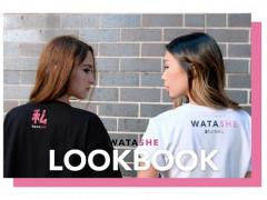 日本インスパイア、女性ファッション【私-Watashe】