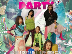 2/21(金) K-Pop vs EDM Party!