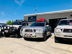 オーストラリアの車屋 QLD