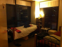1 female room share in world tower 0423465469
