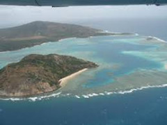 GBRにあるラグジュアリーな小さな島