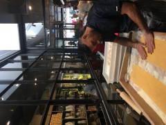 メルボルンの避暑地モーニントンで 有名ピザ屋