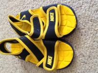 子供☆男の子靴&NIKEサンダル。サイズ16センチ。日本で購入。
