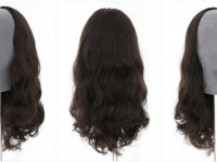 Wavy wig