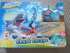 $50 Thomas Train新品SarkEscape