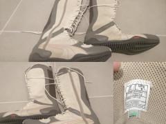 $5 Puma靴サイズ24-24.5
