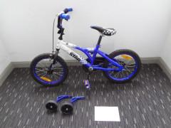超美品 子供用 自転車 補助輪、説明書あり