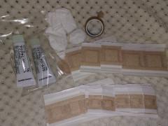 皮膚科の塗り薬