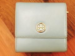 正規品★TORY BURCH★傷有り 折りたたみ財布 $20