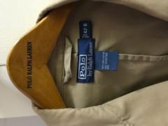 Ralph Laurenのジャケット -30ドル