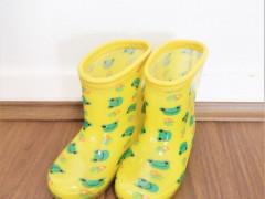 新品同様!カエルの長靴 子供用 15cm $5