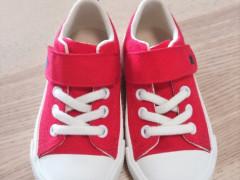 新品!日本製 子供用 シューズ 靴レッド 15cm $50