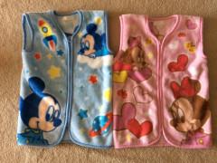 Disney Baby 子供用冬物ベスト