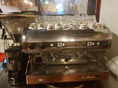 * San Marino coffee machine *