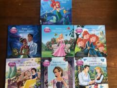 【値下げ】プリンセス英語絵本7冊3ドル