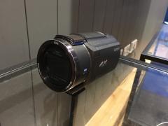 ソニー製4Kビデオカメラ売ります, 64GBSDカード等付属