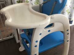 Convertible high chair$60