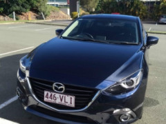 2015 Mazda 3 SP25 GT