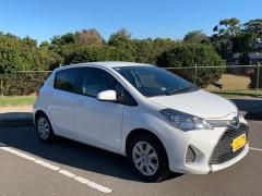 Toyota Yaris $12,990