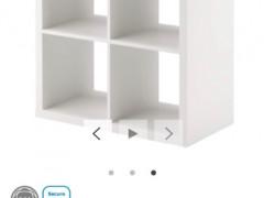 定価$65→$35 IKEA Kallax 綺麗な組立済!