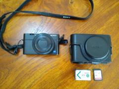 ソニーデジタルカメラCybershot DSC-RX100