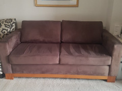 Sofa+Dinning table + Bed $200