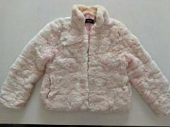 $29 ピンクのラビットファージャケット