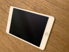 iPad mini4 Cellular 32GB Gold