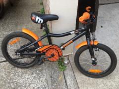 値下げ!子供用自転車(3-6歳くらい用)売ります。
