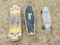 スケートボード   $10