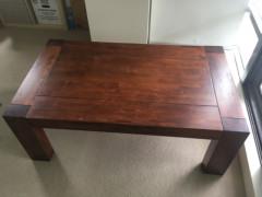 木製ローテーブル $30